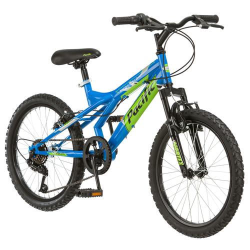 Pacific Evolution 20 Inch Boy's Mountain Bike