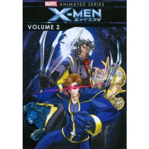 Marvel X Men:Animated Series Vol 2 (DVD)