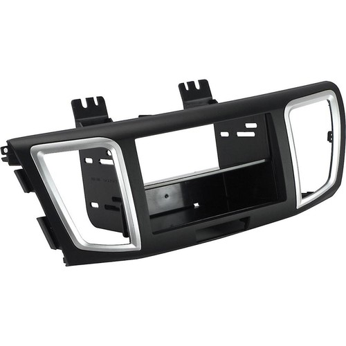 Scosche HA1717B Dash Kit For select 2013-up Honda Accord vehicles  single-DIN and double-DIN radios
