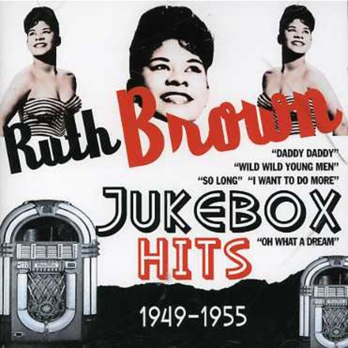 Brownruth - Jukebox Hits 1949-1955 [CD]