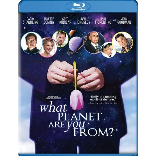 What Planet Are You From? [Blu-ray] [2000]