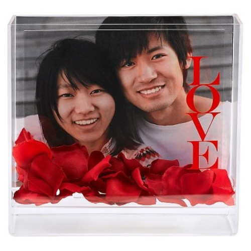 Love Box Frame - White