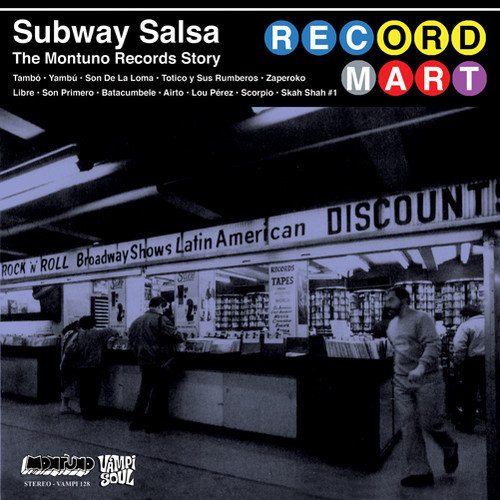 Subway Salsa: The Montuno Records Story [CD]