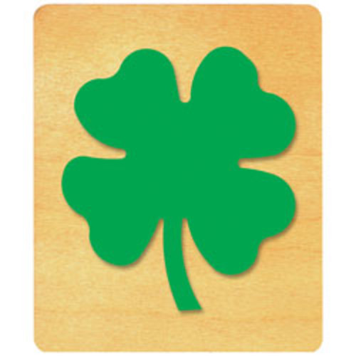 Ellison Prestige SureCut Die, Plants & Flowers, Large, Four Leaf Clover