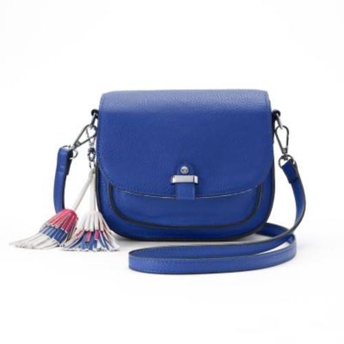 Candie's Tassel Saddle Bag
