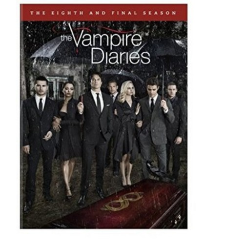 Vampire Diaries: The Complete Eight & Final Season (DVD)