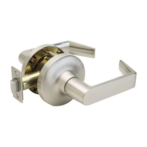 Copper Creek AL7220SS Avery Grade 1 Lever Passage Wfl Ul, Satin Stainless [Satin Stainless]