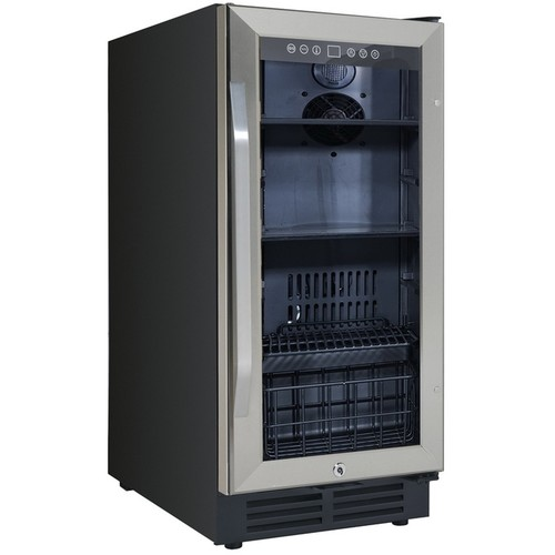 Avanti Products 15-inch 3.1 cu. ft. Convertible Beverage Center
