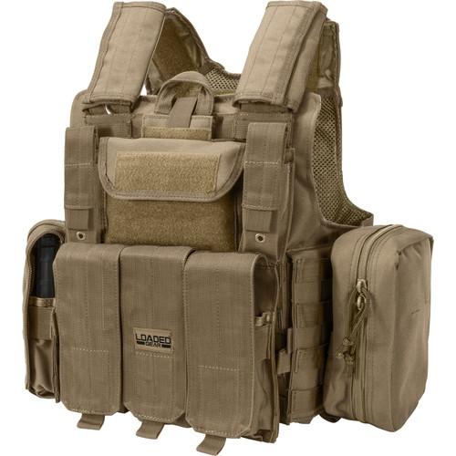 Loaded Gear VX-300 Tactical Vest (Flat Dark Earth)