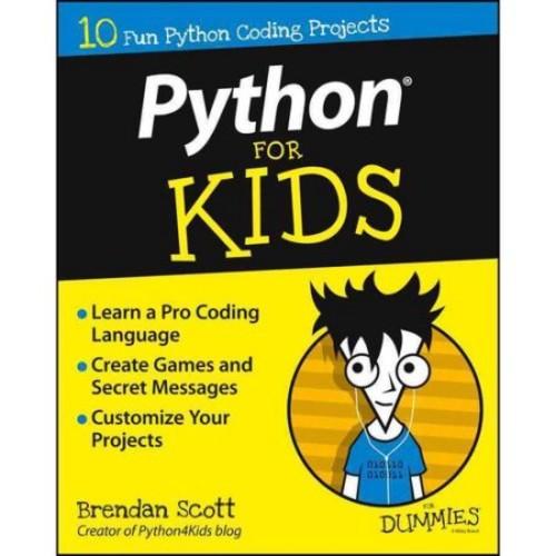 Python For Kids Dummie