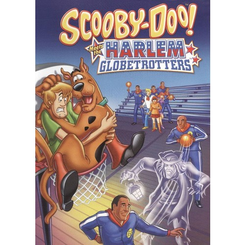 Scooby-Doo Meets the Harlem Globetrotters [DVD]