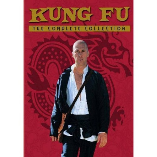 Kung fu:Complete series collection (DVD)