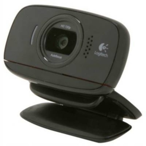 Logitech HD Webcam C525, Portable HD 720p Video Calling with Autofocus: Electronics [Standard Packaging]