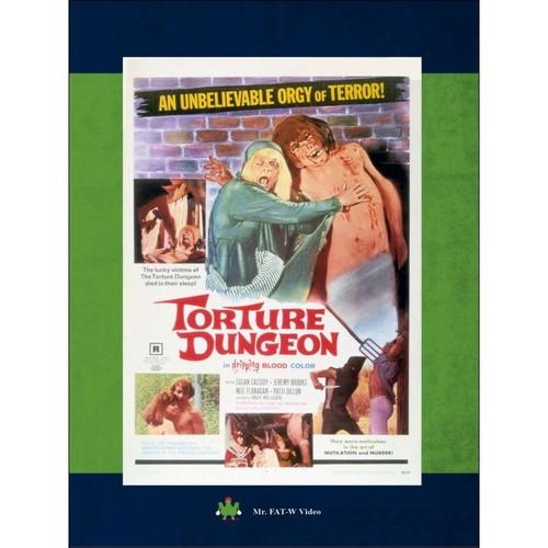 Torture Dungeon [DVD] [1970]