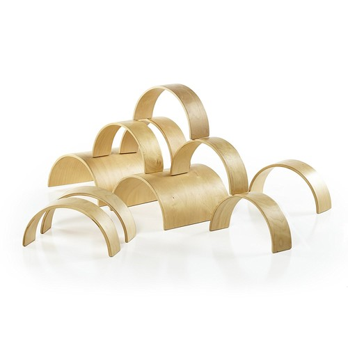 Guidecraft Arches & Tunnels Set