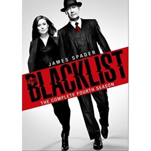 The Blacklist: The Complete Fourth Season [DVD]