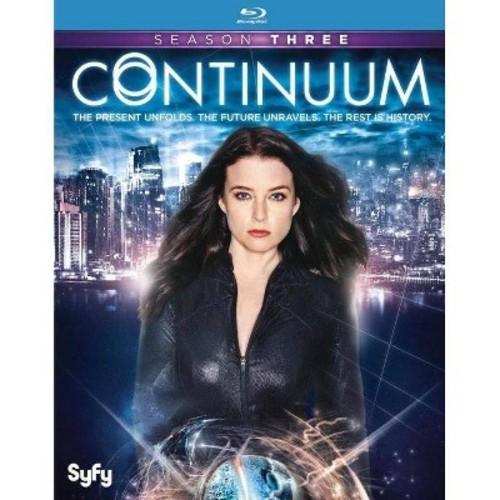 Continuum: Season Three [3 Discs]