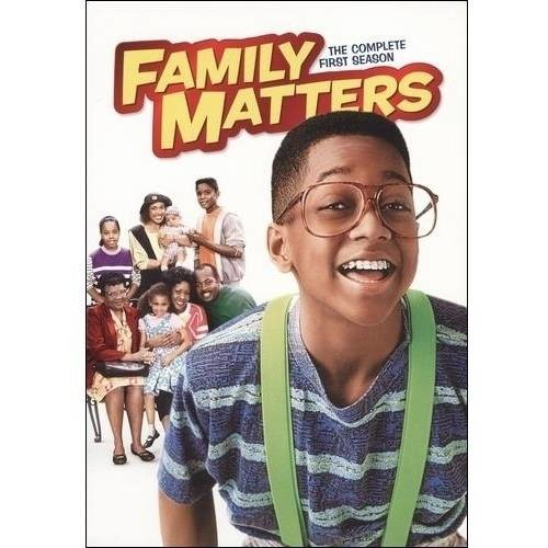 Family Matters: The Complete First Season (Full Frame)