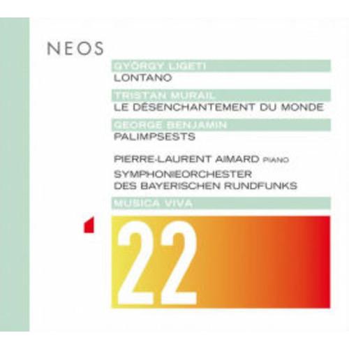 Musica Viva 22: Gyrgy Ligeti, Tristan Murail, George Benjamin