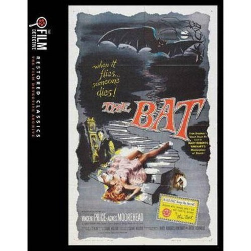 The Bat [Blu-ray] [1959]