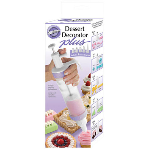 Wilton Dessert Decorator & Decor Set
