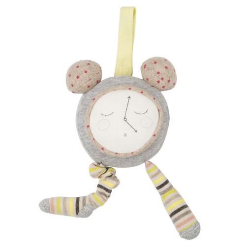 Jittery alarm clock