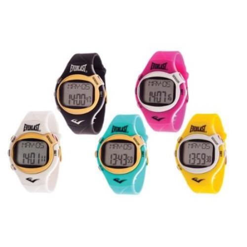 Everlast HR5 Finger Touch HRM Watch
