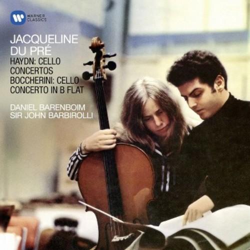 Luigi Boccherini - Haydn/Boccherini: Cello Concertos