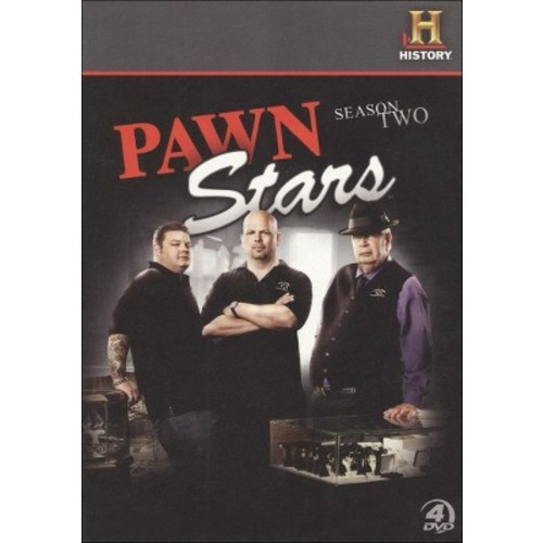 Pawn Stars: Season Two (4 Discs) (dvd_video)