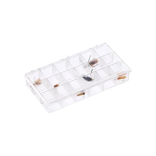 18-Compartment Small Clear Box