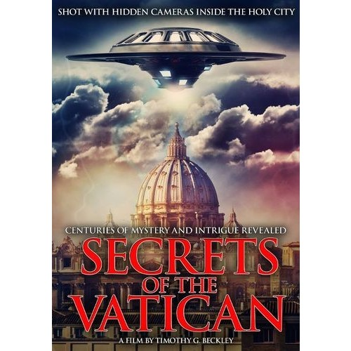 Secrets of the Vatican [DVD] [2013]