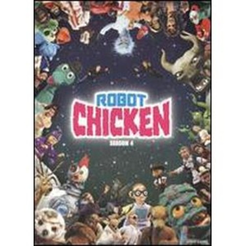 Robot Chicken: Season 4 [2 Discs]
