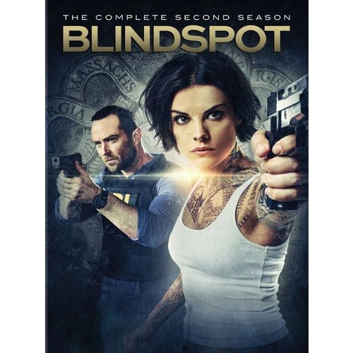 Blindspot: The Complete Second Season [DVD]