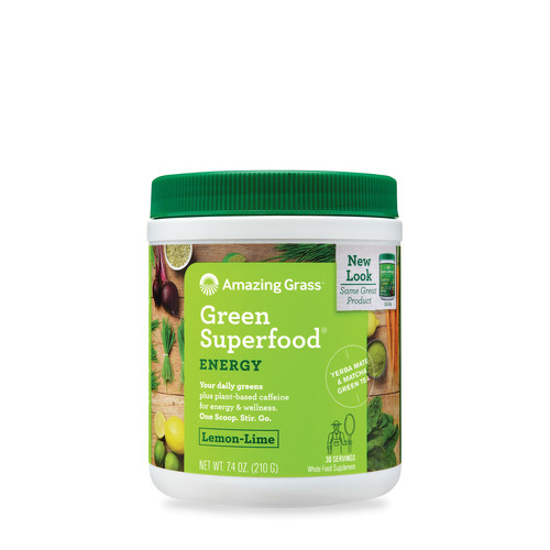 Amazing Grass Green SuperFood - Lemon-Lime Energy