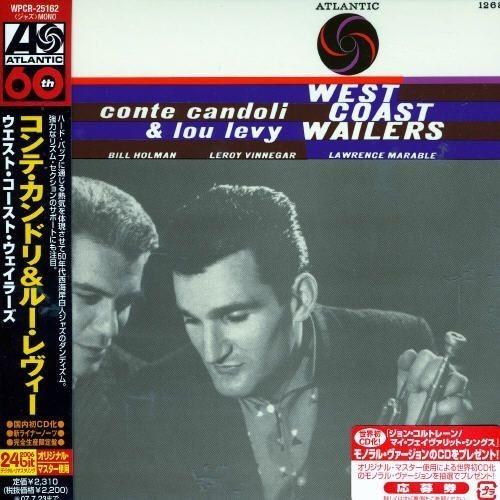 West Coast Wailers [CD]