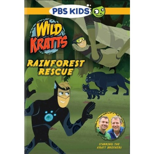 Wild Kratts: Rainforest Rescue