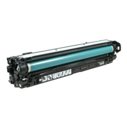 V7 - Black - toner cartridge (equivalent to: HP 650A) - for HP Color LaserJet Enterprise CP5525dn, CP5525n, CP5525xh, M750dn, M750n, M750xh