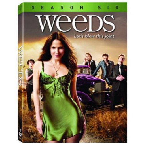Lionsgate Home Entertainment Weeds: Season Six (DVD)