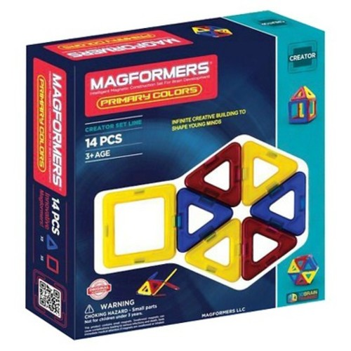 Magformers Primary 14 PC Set