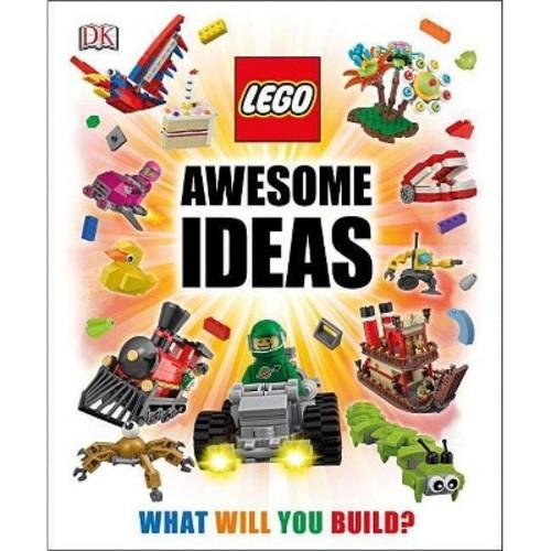 Lego Books: Iconic Awesome Ideas by Lego (Hardcover)