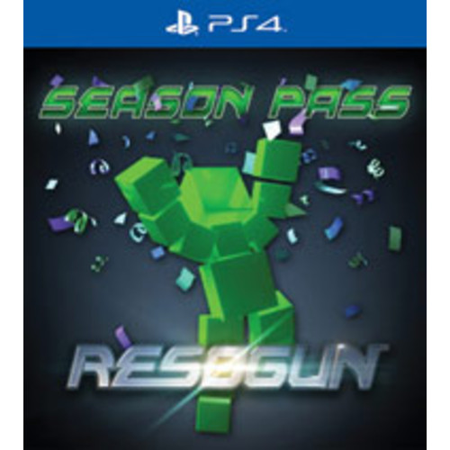 Resogun Season Pass [Digital]