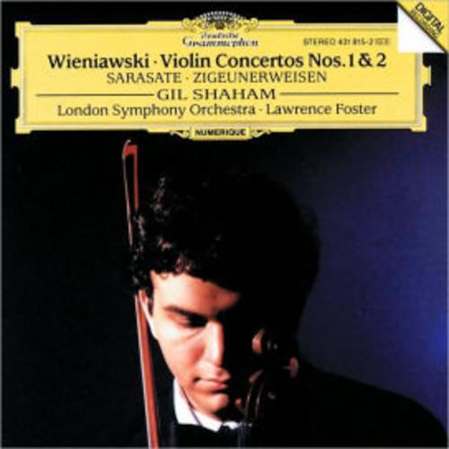 Wieniawski: Violin Concertos, etc.