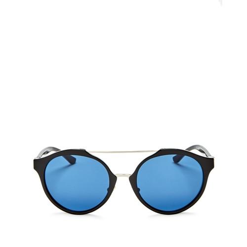TORY BURCH Round Sunglasses, 53Mm