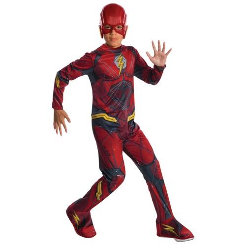 Justice League Flash Boys' Halloween Costume