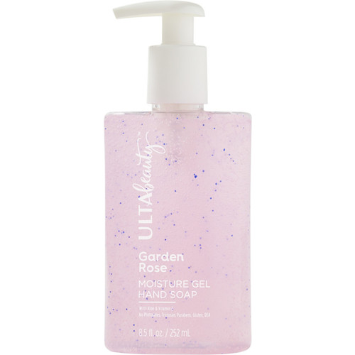 Garden Rose Moisture Gel Hand Soap