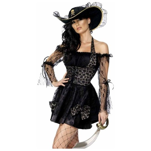 Pirates Of The Caribbean Swashbuckler Costume