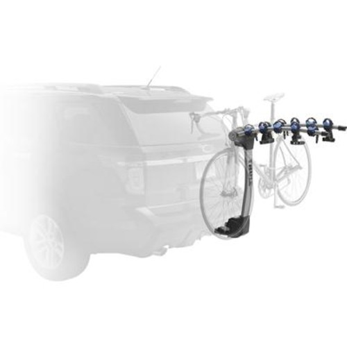 Thule 9026 Apex 5-Bike Hitch Rack Lockable bike carrier for vehicles with a trailer hitch