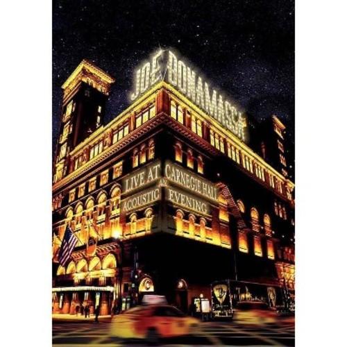 Joe Bonamassa: Live at Carnegie Hall: An Acoustic Evening [DVD]