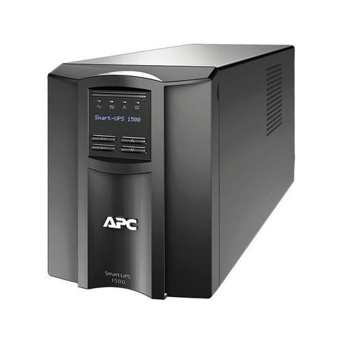 APC SMT1500NC Smart-UPS 1500 VA LCD 120V With Network Card