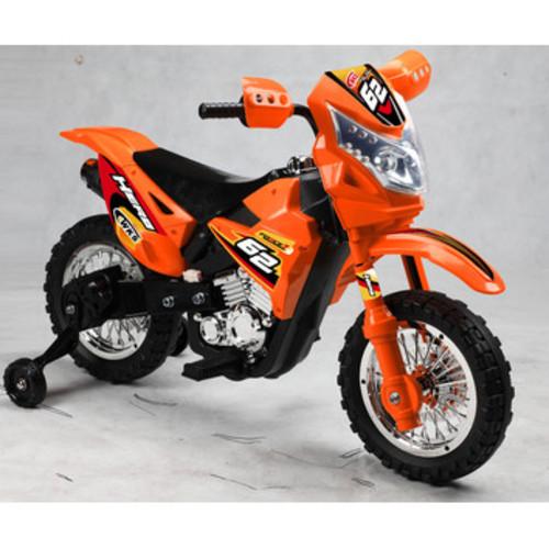 Boy's Vroom Rider VR093 Battery Operated 6V Kids Dirt Bike by Vroom Rider